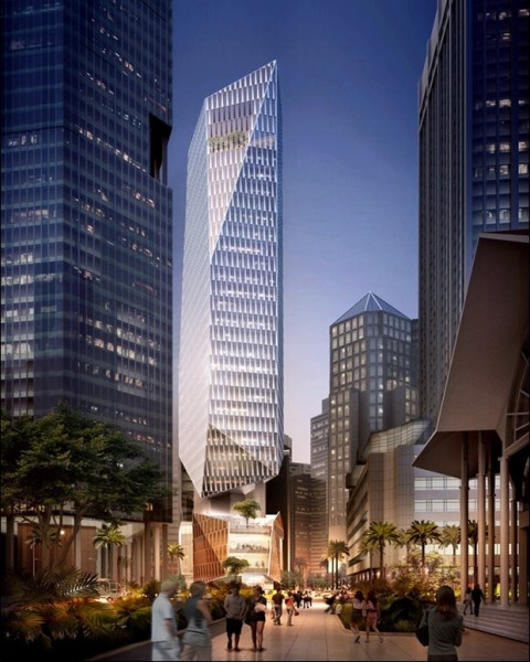 Robinson Towers Redevelopment