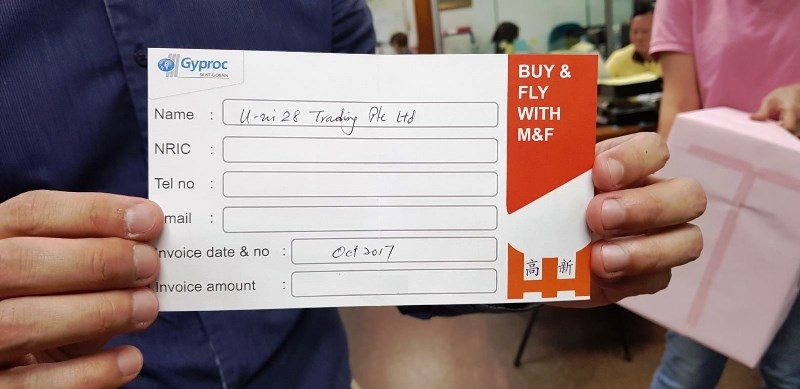 M&F Buy and Fly Contest (Second Draw) image #04