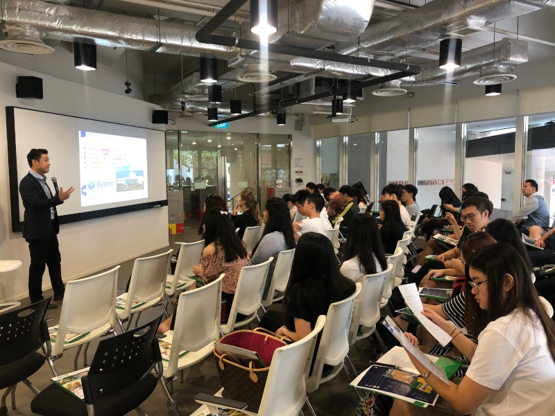 Product seminar at Raffles College of Higher Education image #04