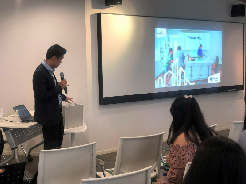 Product seminar at Raffles College of Higher Education image #05
