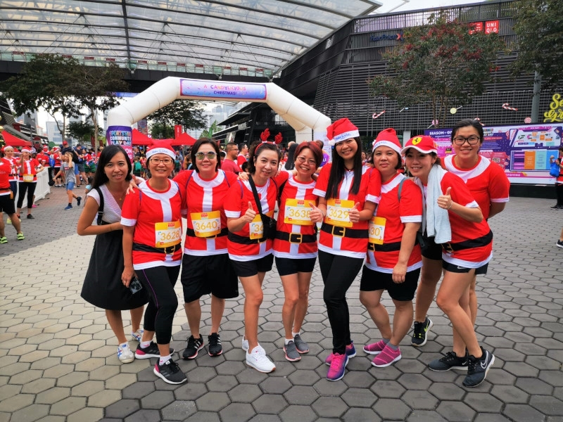 Santa Run for Wishes 2019 image #08