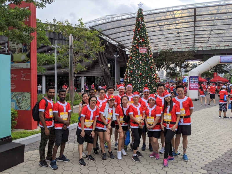 Santa Run for Wishes 2019 image #09